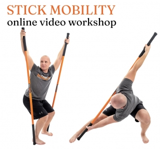 Stick Mobility - online video workshop