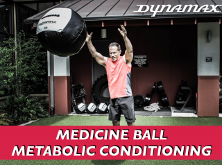 Medicine Ball Metabolic Conditioning