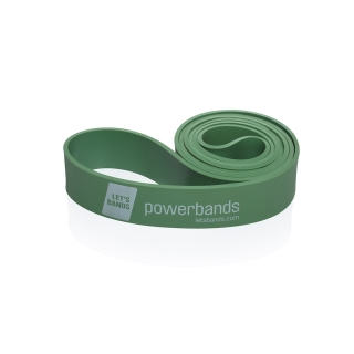 Powerband MAX ULTRA heavy - zelený