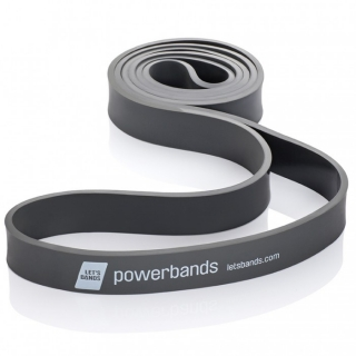 Powerband MAX extra heavy - sivý